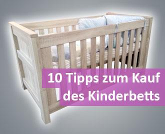 Kinderbett-Kauftipps