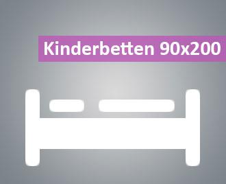 Kinderbett-90x200