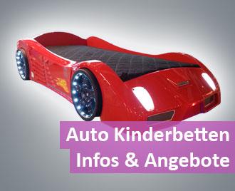 Kinderbett auto  Kinderbett Auto - Beliebte Auto Kinderbetten
